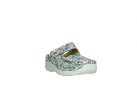 wolky slippers 06227 roll slipper 42157 taupe mosaic suede_5