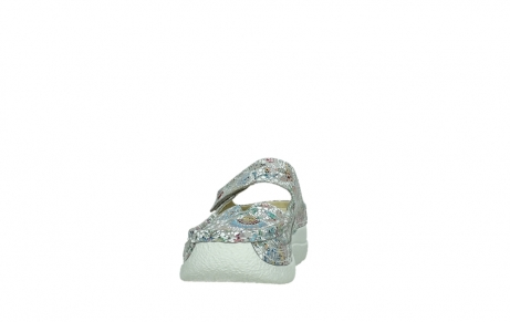 wolky slippers 06227 roll slipper 42157 taupe mosaic suede_8