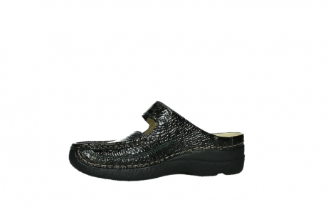 wolky slippers 06227 roll slipper 65210 anthracite leather_12