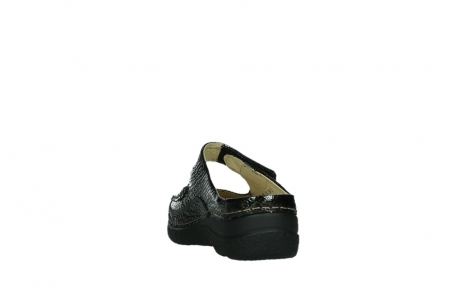 wolky slippers 06227 roll slipper 65210 anthracite leather_18