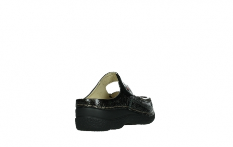 wolky slippers 06227 roll slipper 65210 anthracite leather_21