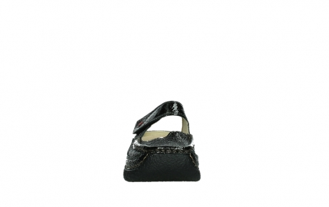 wolky slippers 06227 roll slipper 65210 anthracite leather_7