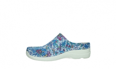 wolky slippers 06250 seamy slide 42865 royal blue mosaic suede_12