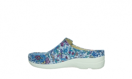 wolky slippers 06250 seamy slide 42865 royal blue mosaic suede_14