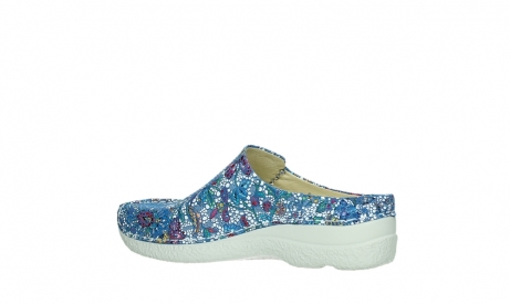 wolky slippers 06250 seamy slide 42865 royal blue mosaic suede_15