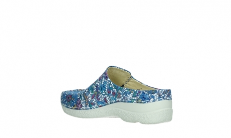 wolky slippers 06250 seamy slide 42865 royal blue mosaic suede_16