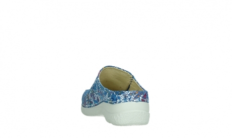 wolky slippers 06250 seamy slide 42865 royal blue mosaic suede_18