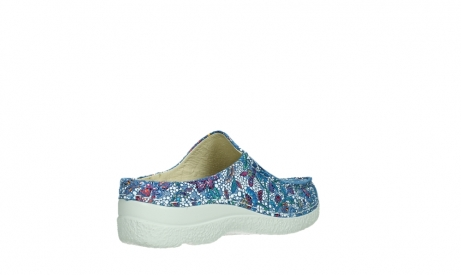 wolky slippers 06250 seamy slide 42865 royal blue mosaic suede_22