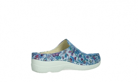 wolky slippers 06250 seamy slide 42865 royal blue mosaic suede_23