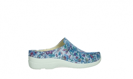 wolky slippers 06250 seamy slide 42865 royal blue mosaic suede_24