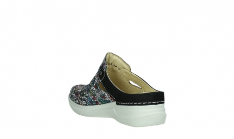 wolky slippers 06600 holland 42070 black mosaic suede_17