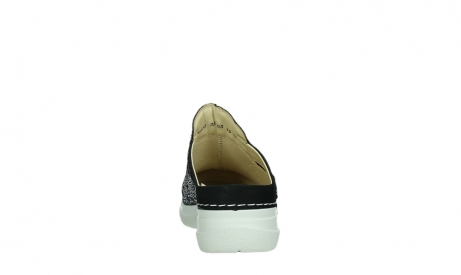 wolky slippers 06600 holland 42070 black mosaic suede_19