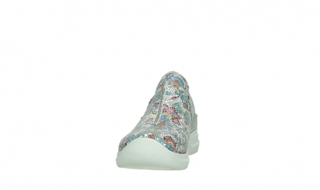 wolky slippers 06600 holland 42157 taupe mosaic suede_8