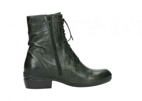 wolky lace up boots 00956 fortuna 30730 forest leather_12