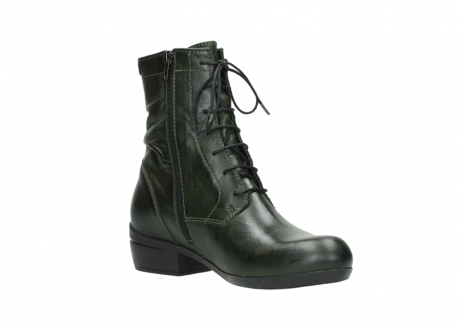wolky lace up boots 00956 fortuna 30730 forest leather_16