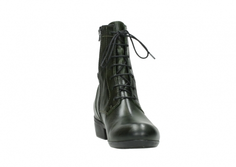 wolky lace up boots 00956 fortuna 30730 forest leather_18