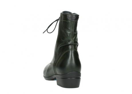 wolky lace up boots 00956 fortuna 30730 forest leather_6