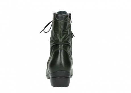 wolky lace up boots 00956 fortuna 30730 forest leather_7