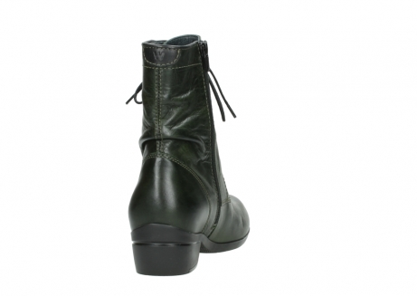 wolky lace up boots 00956 fortuna 30730 forest leather_8