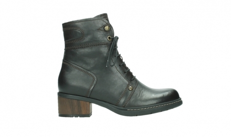 wolky ankle boots 01260 red deer 30305 dark brown leather_1