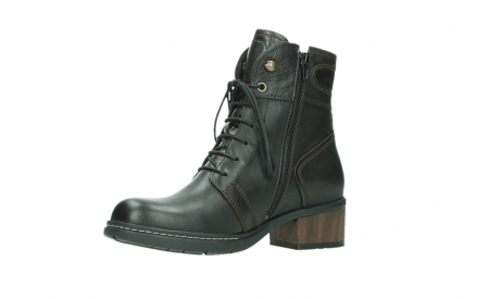 wolky ankle boots 01260 red deer 30305 dark brown leather_11