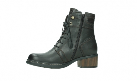 wolky ankle boots 01260 red deer 30305 dark brown leather_12