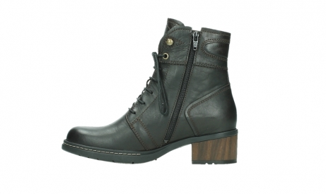 wolky ankle boots 01260 red deer 30305 dark brown leather_13