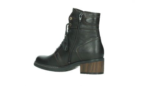 wolky ankle boots 01260 red deer 30305 dark brown leather_15