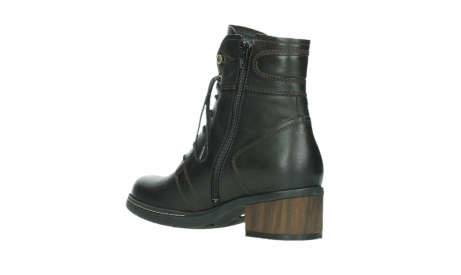 wolky ankle boots 01260 red deer 30305 dark brown leather_16