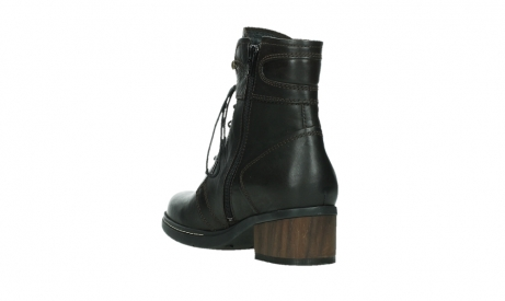 wolky ankle boots 01260 red deer 30305 dark brown leather_17