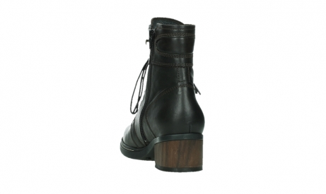 wolky ankle boots 01260 red deer 30305 dark brown leather_18