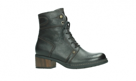 wolky ankle boots 01260 red deer 30305 dark brown leather_2