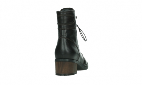 wolky ankle boots 01260 red deer 30305 dark brown leather_20