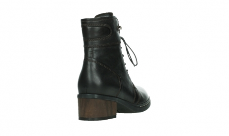 wolky ankle boots 01260 red deer 30305 dark brown leather_21