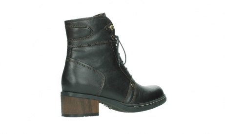 wolky ankle boots 01260 red deer 30305 dark brown leather_23