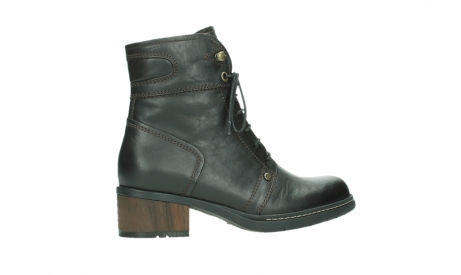 wolky ankle boots 01260 red deer 30305 dark brown leather_24