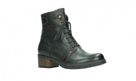wolky ankle boots 01260 red deer 30305 dark brown leather_3