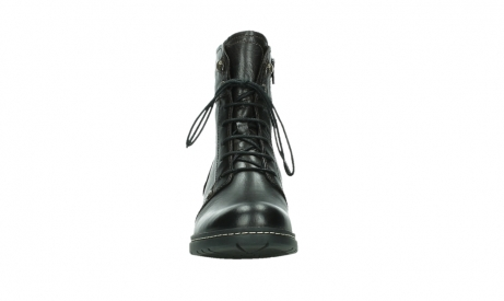 wolky ankle boots 01260 red deer 30305 dark brown leather_7