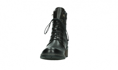 wolky ankle boots 01260 red deer 30305 dark brown leather_8