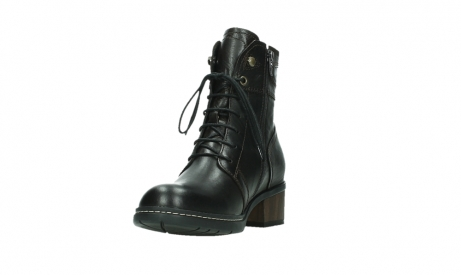 wolky ankle boots 01260 red deer 30305 dark brown leather_9