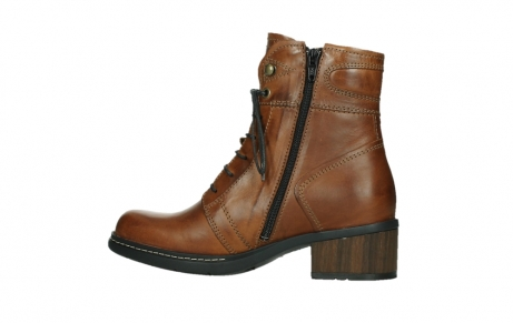 wolky ankle boots 01260 red deer 30430 cognac leather_14