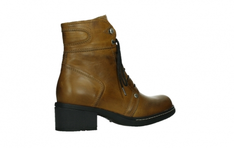 wolky ankle boots 01260 red deer 30925 dark ocre leather_23