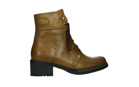 wolky ankle boots 01260 red deer 30925 dark ocre leather_24