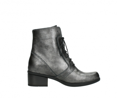 wolky lace up boots 01377 forth 81280 metal grey leather_13