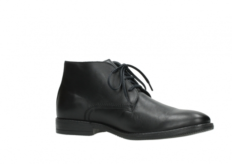 wolky lace up shoes 02181 montevideo 31000 black leather_15