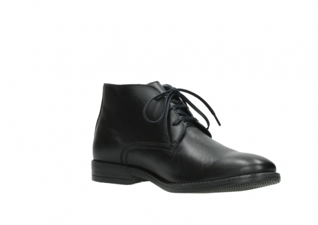 wolky lace up shoes 02181 montevideo 31000 black leather_16