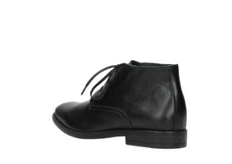 wolky lace up shoes 02181 montevideo 31000 black leather_4