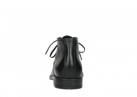 wolky lace up shoes 02181 montevideo 31000 black leather_7