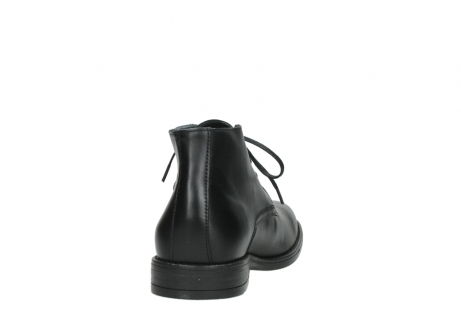 wolky lace up shoes 02181 montevideo 31000 black leather_8