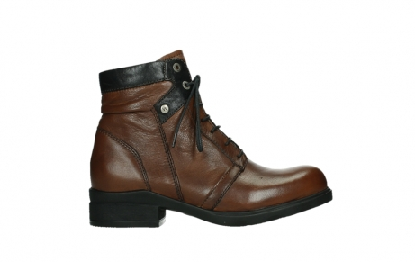 wolky ankle boots 02625 center 20430 cognac leather_1